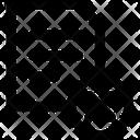 Cancel File Cross Delete Document Icon