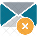 Multiple Email Envelope Icon