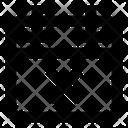 Delete Event Icon