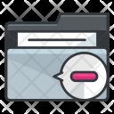 Delete Folder Folder Icon