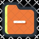 Delete Folder Delete Cancel Icon