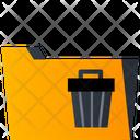 Delete Folder Remove Folder Cancel Folder Icon