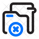 Document Data Folder Icon