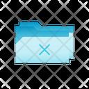 Delete Folders Icon