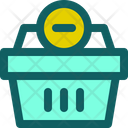 Delete From Basket Icon