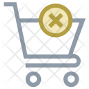 Delete from Cart Icon