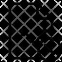 Delete graph Icon