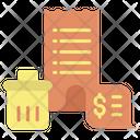 Delete Invoice Icon