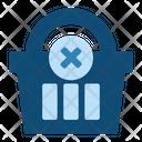 Erase Item Delete Shop Icon