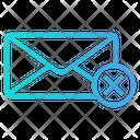 Delete Mail Icon
