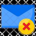 Delete Message Message Delete Icon