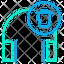 Delete Music Icon