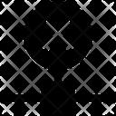 Delete Network Icon
