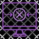 Delete screen Icon