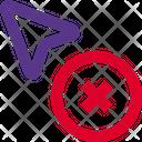 Delete Selection Icon
