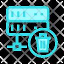 Delete Server Icon