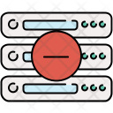Delete Server Database Icon