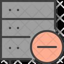 Minus Delete Subtraction Icon