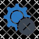 Delete Setting Icon