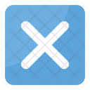 Delete Symbol Icon