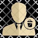 Delete User Bin Icon