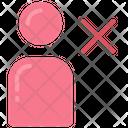 Delete User Avatar Profile Icon