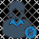 Delete User Account Delete Icon