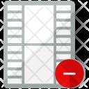 Delete video Icon