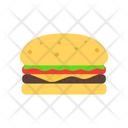 Burger Food Hamburger Icon