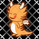 Delicious Eat Happy Icon