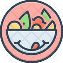 Delicious Tasty Yummy Icon