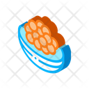 Caviar Delicious Eating Icon