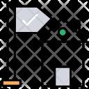 Deliver Location Icon