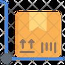 Deliver Parcel Icon