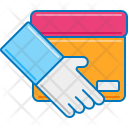 Order Delivery Parcel Icon