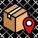 Delivered On Destination Icon