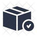 Delivered Package Packaged Icon