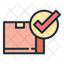 Delivered Box Package Icon