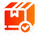 Delivered Delivery Package Icon