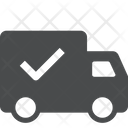 Delivery Truck Truck Vehicle Icon