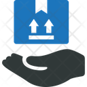 Product Package Delivery Icon