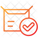 Delivered Box Package Box Icon