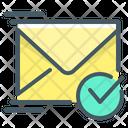 Message Envelope Delivered Mail Icon