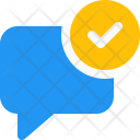 Delivered message Icon