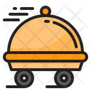 Delivery Logistic Food Icon