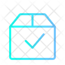 Package Right Package Box Icon