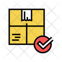 Approved Delivery Color Icon