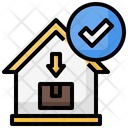 Delivered Package Icon