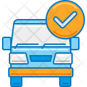Delivered Parcel Package Icon