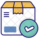 Delivered Parcel Delivered Package Received Parcel Icon